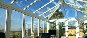 Roof cleaning and conservatory cleaning in Basingstoke and Whitchurch